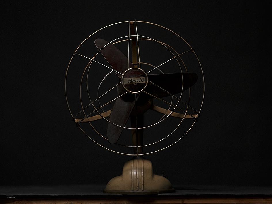Ventilatore Marelli con levetta