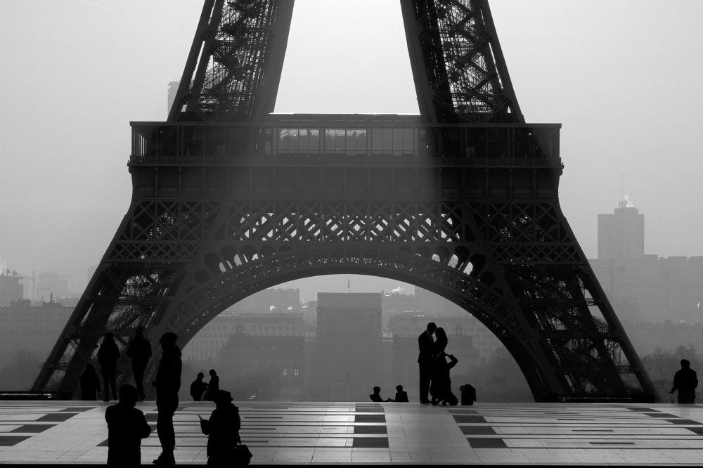 la scène parisienne