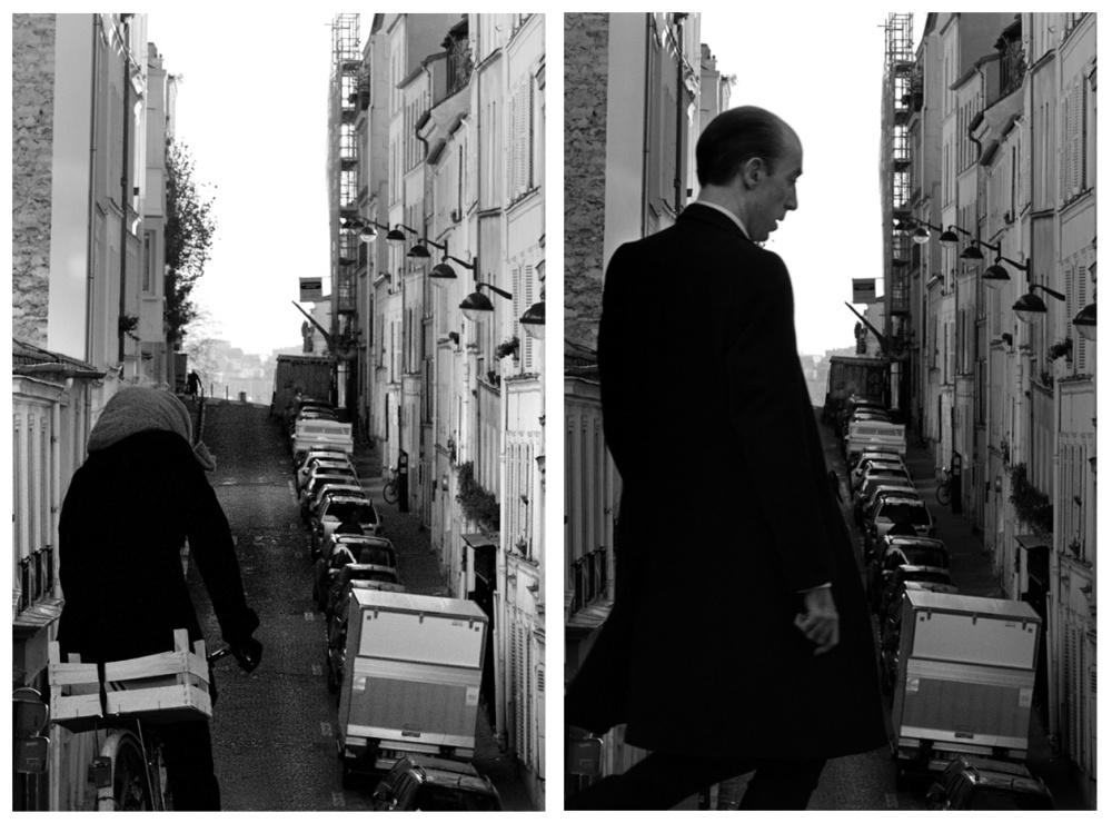 les scène parisien
